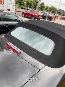 AUDI TT MK1 BAM Convertible Black Roadster Quattro 225bhp