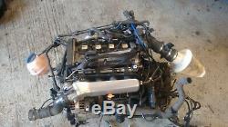 AUDI TT MK1 QUATTRO A3 1.8T 20v AJQ 180BHP FULL ENGINE AND 5 SPEED 4X4 GEARBOX