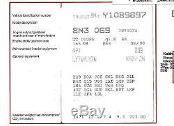 AUDI TT quattro 225bhp Year 2000 (X reg) Silver ONE Owner