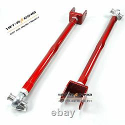 Adjustable Rear Camber Arms Kit Red For Audi TT Mk1 1.8T S3 Quattro 225BHP 4WD