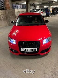 Audi 8p s3 stage 2+ 370bhp low mileage 71k quattro