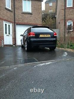 Audi A3 06 2.0 TFSI Sline Special Edition Quattro 3dr Stage 2 Remap 296 BHP