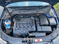 Audi A3 2.0 TDI 170bhp S-Line Quattro