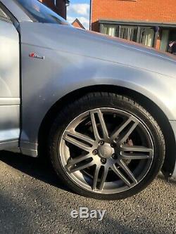 Audi A3 2.0 TDI S-Line Quattro Sportback (140 BHP)