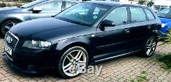 Audi A3 2.0 TFSI Quattro Sport 200bhp (05)