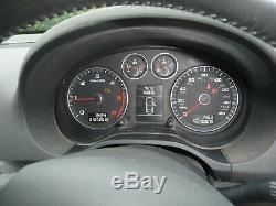 Audi A3 2.0 Tdi Sportback Quattro Sport 2009 (09) Reg 170bhp Spares Or Repairs