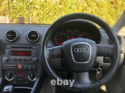 Audi A3 2.0tfsi Quattro 230bhp