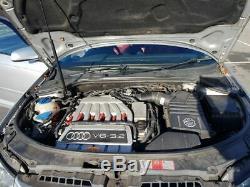 Audi A3 3.2 V6 Petrol 250Bhp Quattro Manual (R32 S3)