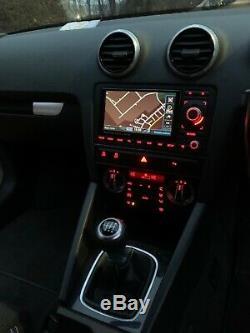 Audi A3 S-line Quattro Black Edition 210 bhp