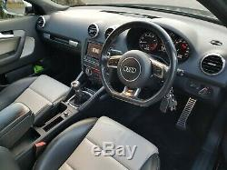 Audi A3 S3 2.0T FSI Quattro Black Edition 5dr 265BHP