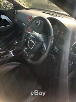 Audi A3 s-line Quattro 170bhp 2011