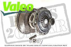 Audi A4 1.9 Tdi Quattro Valeo Dual Mass Replacement Clutch Kit 130 Bhp 01-04