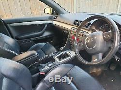 Audi A4 2.0 S-line Se Quattro Leather, 220 Bhp, Fabulous Spec Looking