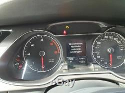 Audi A4 2.0 Tdi Quattro 2013 in White DSG 7speed Auto 205bhp / A/C / PDC / Cat d
