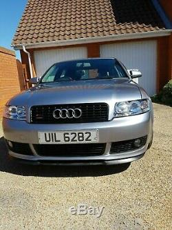 Audi A4 2.5 Tdi Quattro Sport 180bhp Very Good Condition
