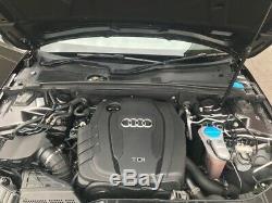 Audi A4 Avant 2.0 Tdi 177 Bhp S Line Black-edition 2013 Grey S Tronic Quattro