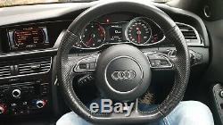 Audi A4 Avant Quattro 2lt TDI black edition S line 177bhp