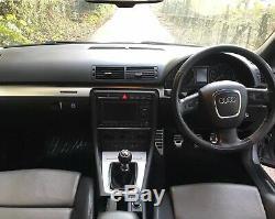 Audi A4 Avant Quattro S Line Special Edition 2.0l TDI 170bhp