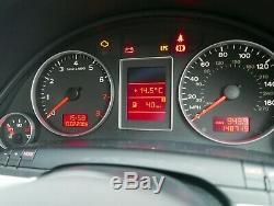Audi A4 Avant S line Quattro TFSI SE Special Edition 220 BHP 2006 Estate Petrol