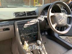 Audi A4 Avant quattro 1.9TDI 130bhp