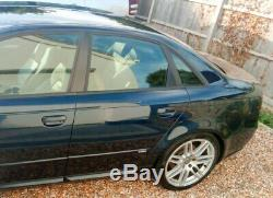 Audi A4 Quattro S-line Special Edition 2.0 T-fsi 216bhp 12 Month Mot