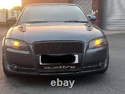 Audi A4 cabriolet 3.2 v6 Quattro 255bhp
