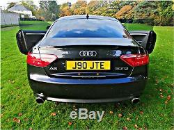 Audi A5 3.0TDI Quattro Black 300BHP DPF Delete