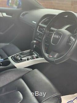 Audi A5 s-line 3.0 TDI Quattro Sportback 240BHP 5dr