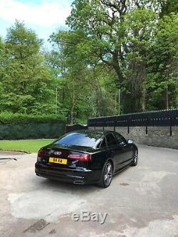 Audi A6 3.0 bi TDI Quattro black edition 320 BHP (pristine condition)