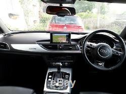Audi A6 Avant 3.0 TDI Quattro S Line 242bhp S Tronic Full Leather, MMI Plus
