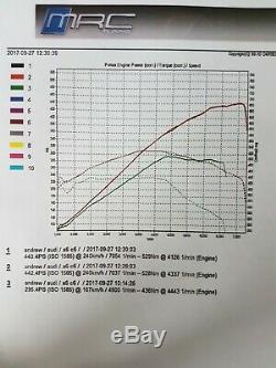 Audi A6 Avant S-Line 3.0TFSI Quattro MRC Tuning 400+bhp, like S4/S6