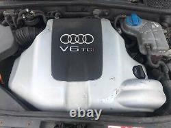Audi A6 C5 2.5 Tdi V6 Quattro 180 Bhp Engine Code Ake