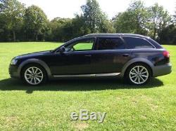 Audi A6 allroad 3.0 v6 tdi Quattro 242bhp