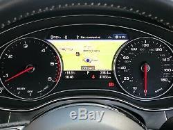 Audi A7 3.0 (272bhp) Black Edition Sportback Quattro 5dr with HUD (37500 miles)