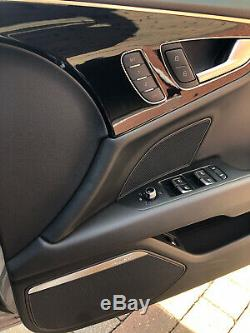 Audi A7 3.0 Bitdi 320bhp Quattro Black Edition Tornado Grey