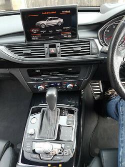 Audi A7 3.0 TDI Black Edition S Tronic Quattro (268 Bhp) 5dr