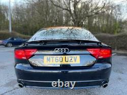 Audi A7 3.0 TDI quattro Stronic 241 bhp