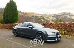 Audi A7, Black edition, 2013. 245bhp Quattro