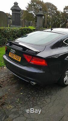 Audi A7 QUATTRO V6 tdi 250bhp