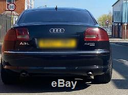 Audi A8 LWB LIMOUSINE 4.2 TDI QUATTRO SPORT 400BHP FULLY LOADED