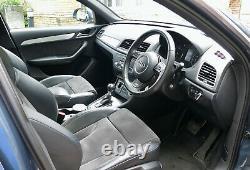 Audi Q3 2.0 TDI 150 bhp S Line Plus Quattro S Tronic. Full Audi Service History