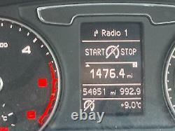Audi Q3 2L TDI S line Plus Quattro (184bhp)