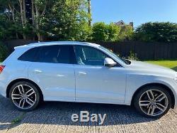 Audi Q5 3.0 SQ5 BITDI QUATTRO 5d 309 BHP Diesel Auto FASH 21 Reduced