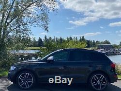 Audi Q5 3.0 SQ5 BITDI QUATTRO 5d 309 BHP Diesel Auto FASH 51000 MILES 2015