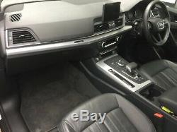 Audi Q5 Se Quattro Tdi S/a 2018 68 190 Bhp, White, Repairable Salvage