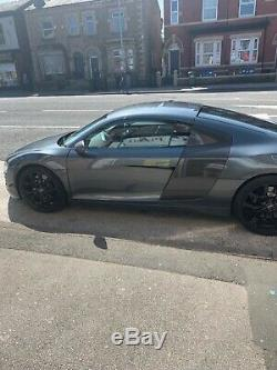 Audi R8 4.2 Quattro 2 d 429 bhp or px motorhome