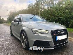 Audi RS3 Quattro Nardo Grey 2.5 TFSI 362BHP 23,500 miles