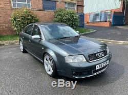 Audi Rs6 Quattro (2003) V8 4.2 450 Bhp Superb Condition 49273 Miles Only