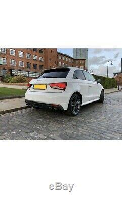 Audi S1 Quattro Glacier Pearl White Stage 1 Revo Tuned 320bhp