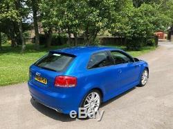 Audi S3 2.0 TFSI QUATTRO 320BHP